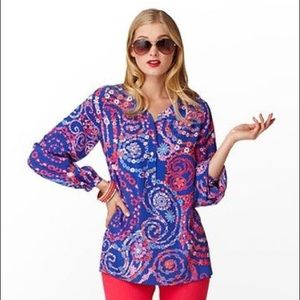 ✨Providence blouse   Lilly Pulitzer